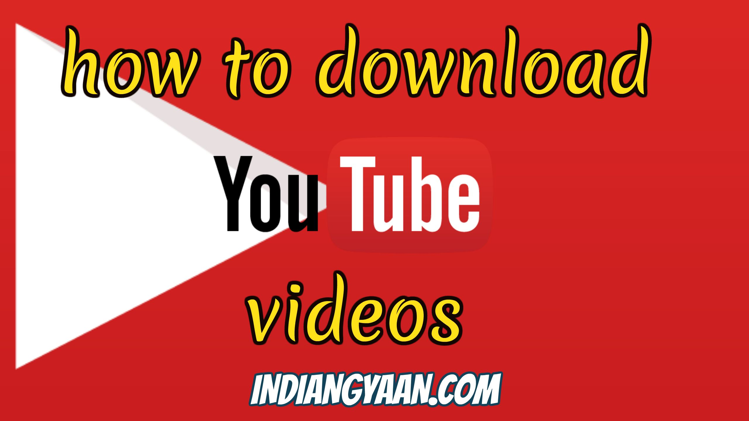 How to Download Youtube Videos to Computer? - photo#27