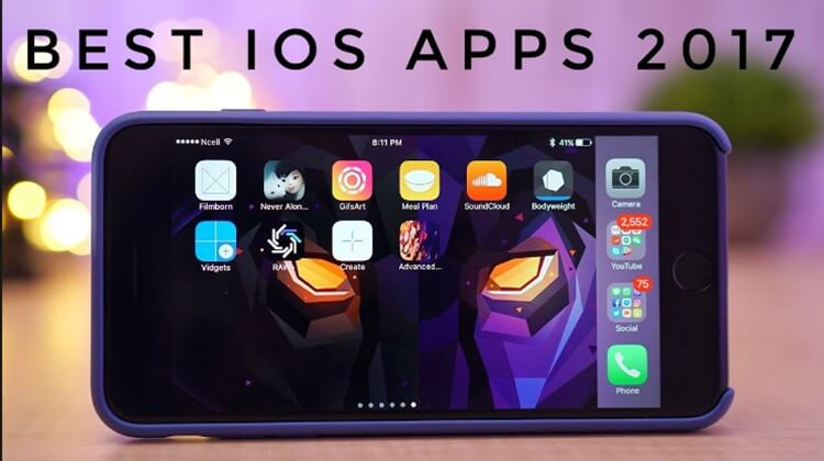 ios apps for 2017