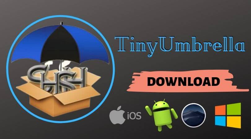 Download tinyumbrella for mac/windows/Iphone/Android