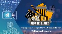 Telegram Telugu Movie Channels for Tollywood Lovers