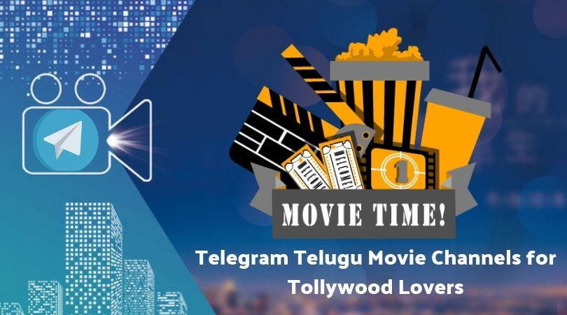 9 Best Telegram Telugu Movie Channels: For Tollywood Lovers