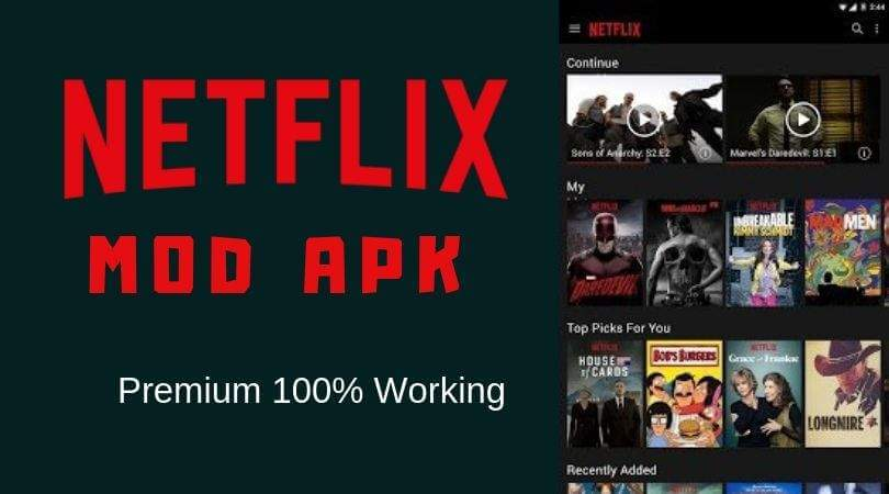 net flix hd apk