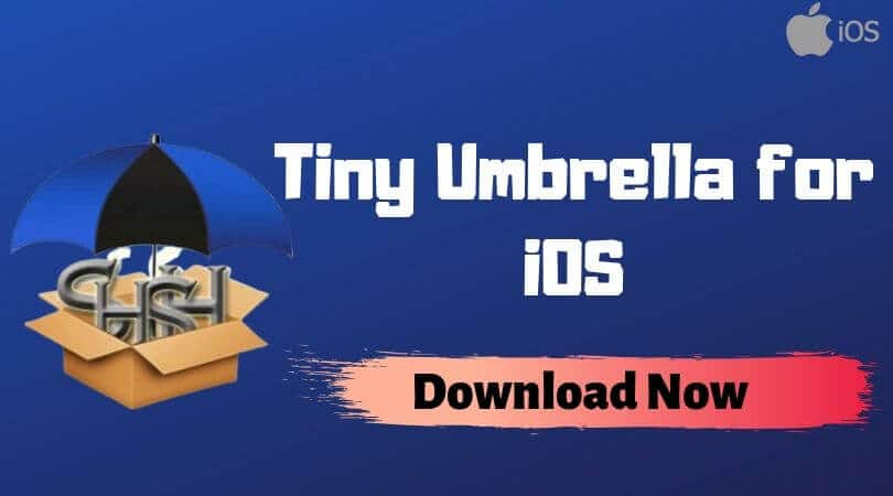 Tiny Umbrella for IOS
