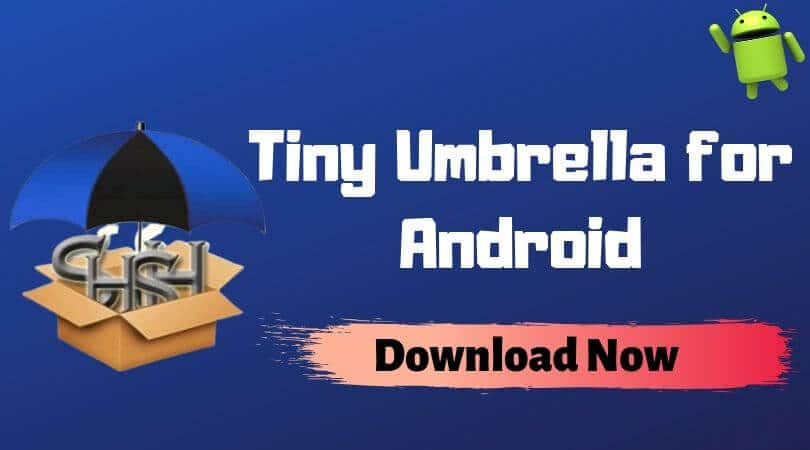 Tiny Umbrella for Android