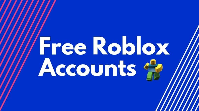 Free Roblox Accounts With Robux 2019 Account And Passwords