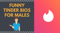 Funny Tinder Bios For Males