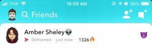 eight Snapchat Streak 2019