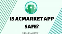 Is ACMarket App safe?