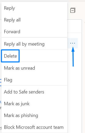 office 365 delete email from all mailboxes