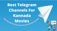 Best Telegram Channels For Kannada Movies