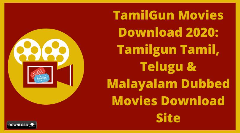 TamilGun 2020: